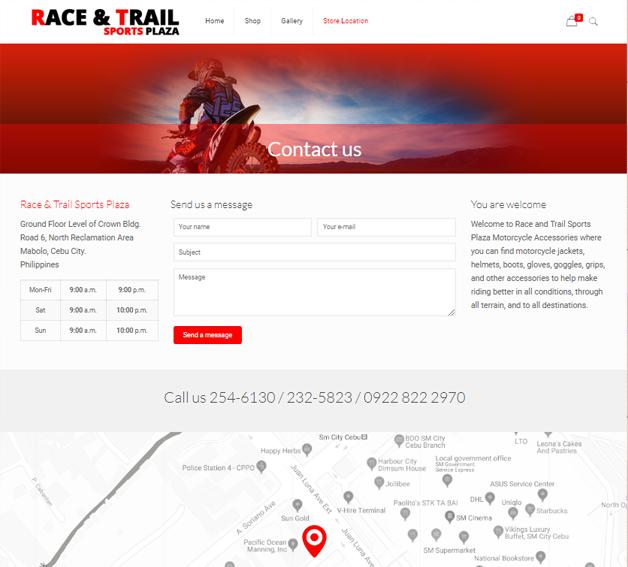 RaceTrail